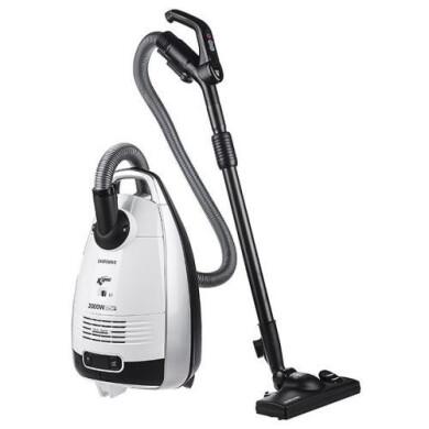 جاروبرقی با پاکت سامسونگ مدل SAMSUNG Vacuum Cleaner King20 Vacuum cleaner with Samsung envelope Model SAMSUNG Vacuum Cleaner King20