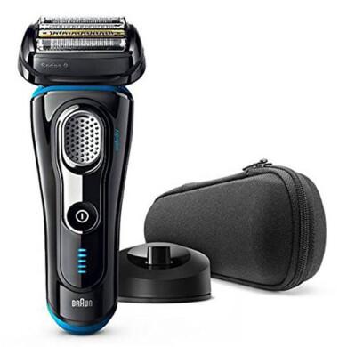 ماشین اصلاح صورت براون مدل 9240s Brown 9240s facial shaving machine