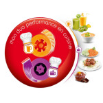 غذاساز 31 کاره مولینکس مدل FP88 31-function Moulinex food processor model FP88