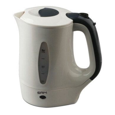کتری برقی سام مدل EK-M110  Sam electric kettle model EK-M110