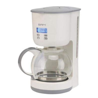 قهوه ساز سام مدل CM-715 W Sam coffee maker model CM-715 W