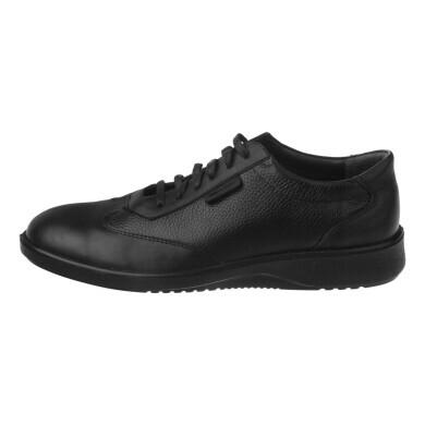 کفش مردانه چرم نوین تبریز مدل کانو کد 200S-101 سایز 42 New leather men's shoes, Tabriz, Kano model, code 200S-101, size 42