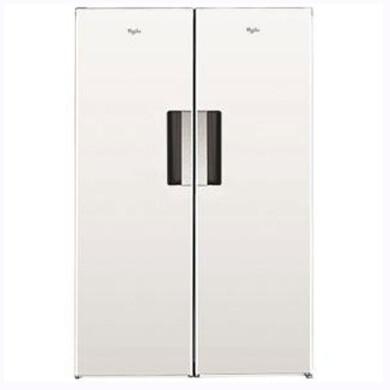 یخچال فریزر دوقلو ویرپول مدل UW8 F2C WBI EX & SW8 AM2C WR EX Whirlpool Twin Freezer Refrigerator Model UW8 F2C WBI EX & SW8 AM2C WR EX
