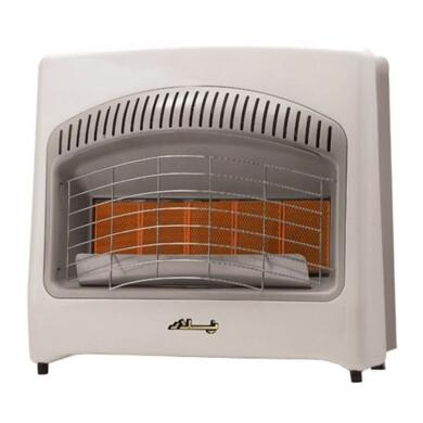 بخاری گازی پلار مدل 5PN Polar gas heater model 5PN