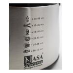 بخارپز ناسا الکتریک مدل NS-701 Nasa Electric NS-701 Steam Cooker