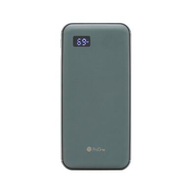 شارژر همراه پرو وان مدل PM13 ظرفیت 20000 میلی آمپر ساعت Mobile charger Pro One PM13 mobile charger with a capacity of 20,000 mAh