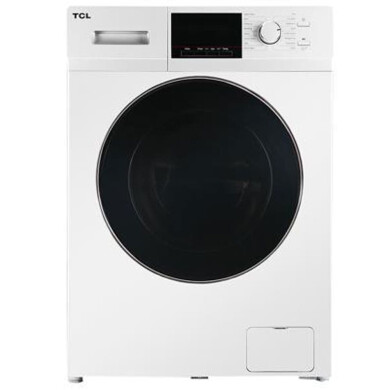 ماشین لباسشویی درب از جلو TCL مدل TCL TWM-804-8Kg TCL front door washing machine Model TCL TWM-804-8Kg