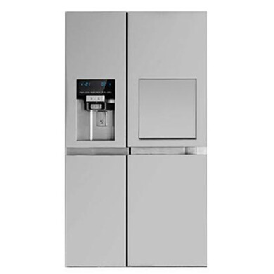 یخچال فریزر ساید بای ساید دوو مدل Deawoo Prime 2 Doors D2S-1037 Side by side refrigerator freezer Model Deawoo Prime 2 Doors D2S-1037
