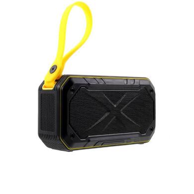 اسپیکر بلوتوثی قابل حمل ویکینگ مدل S18 W-King S18 Portable Bluetooth Speaker