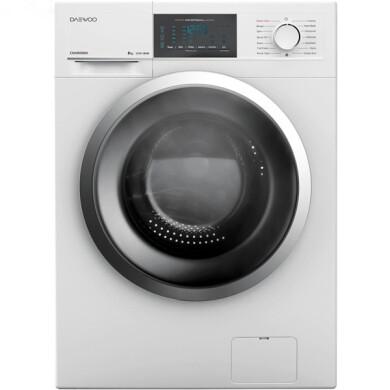 ماشین لباسشویی دوو مدل DWK-8140 ظرفیت 8 کیلوگرم Daewoo DWK-8140 Washing Machine 8 Kg