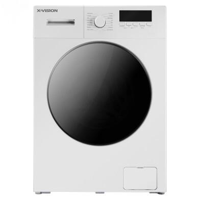 ماشین لباسشویی ایکس ویژن مدل TE72 ظرفیت 7 کیلوگرم X.Vision TE72 Washing Machine 7 Kg