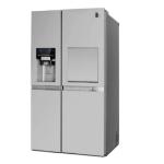 یخچال و فریزر ساید بای ساید دوو مدل D2S-3033S  Side by Side Doo D2S-3033S refrigerator