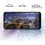 گوشی موبایل سامسونگ مدل Galaxy A02s SM-A025F/DS دو سیم کارت ظرفیت 32 گیگابایت  Samsung Galaxy A02s SM-A025F / DS dual SIM card with a capacity of 32 GB
