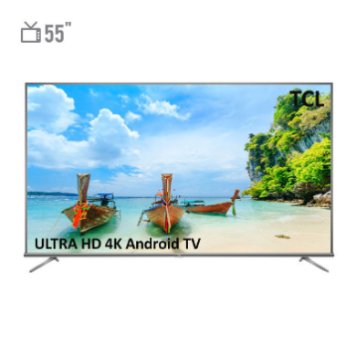 تلویزیون ال ای دی هوشمند تی سی ال مدل 55P8M سایز 55 اینچ  TCL Smart LED TV Model 55P8M Size 55 inches