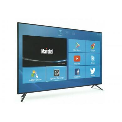 تلویزیون ال ای دی مارشال مدل ME-6505 UltraHD - 4K  Marshall LED TV Model ME-6505 UltraHD - 4K