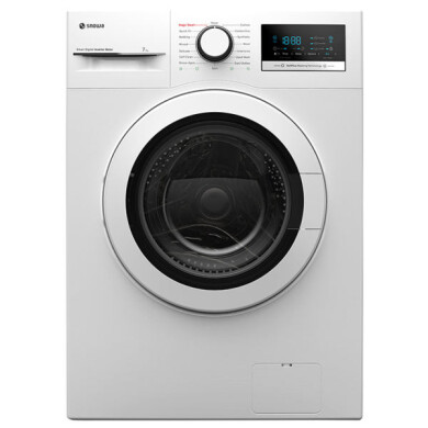 ماشین لباسشویی اسنوا مدل SWM-72300 ظرفیت 7 کیلوگرم SNOWA washing machine model SWM-72300 capacity 7 kg