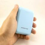 شارژر همراه کینگ استار مدل KP10010 ظرفیت 10000 میلی آمپر ساعت King Star KP10010 mobile charger with a capacity of 10,000 mAh