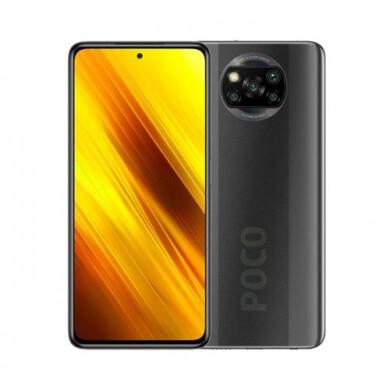 گوشی موبایل شیائومی مدل POCO X3 M2007J20CG دو سیم کارت ظرفیت 64 گیگابایت Xiaomi Mobile Phone Model POCO X3 M2007J20CG Dual Wire 64GB Capacity Card