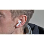 هدفون بی سیم اپل مدل AirPods Pro همراه با محفظه شارژ Apple AirPods Pro wireless headphones with charging compartment