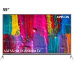 تلویزیون ال ای دی هوشمند ایکس ویژن مدل 55XKU645 سایز 55 اینچ X-Vision 55XKU645 Smart LED TV, size 55 inches