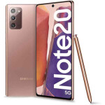 گوشی موبایل سامسونگ مدل Galaxy Note20 5G SM-N981B/DS دو سیم کارت ظرفیت 256 گیگابایت Samsung Galaxy Note20 5G SM-N981B/DS Dual SIM 256GB Mobile Phone