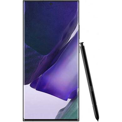 گوشی موبایل سامسونگ مدل Galaxy Note20 Ultra 5G SM-N986BZKWXSG دو سیم کارت ظرفیت 256 گیگابایت Samsung Galaxy Note20 Ultra 5G SM-N986BZKWXSG Dual SIM 256GB Mobile Phone