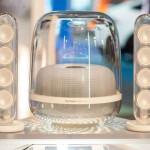 اسپیکر دسکتاپ هارمن کاردن مدل soundsticks 4 Harman Kardon desktop speaker model soundsticks 4