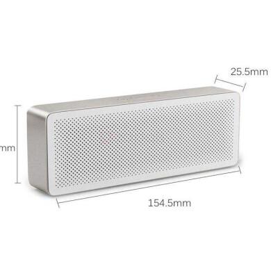 اسپیکر قابل حمل شیاومی مدل millet Square Box 2 Xiaomi millet Square Box 2 portable speaker