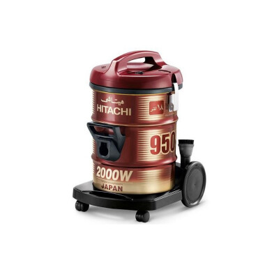 جاروبرقی سطلی هیتاچی مدل HITACHI CV-950Y Hitachi bucket vacuum cleaner model HITACHI CV-950Y