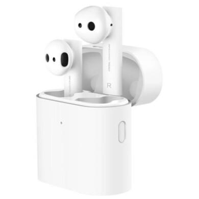 هدفون بی سیم شیائومی مدل mi true wireless earphones 2s Xiaomi wireless headphones model mi true wireless earphones 2s