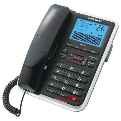 تلفن تکنیکال مدل TEC-1087 Technical phone model TEC-1087