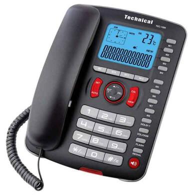 تلفن تکنیکال مدل TEC-1090 Technical TEC-1090 Phone