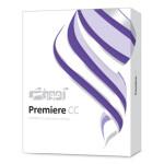 نرم افزار آموزش Premiere CC Premiere CC training software