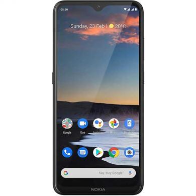 گوشی موبایل نوکیا مدل Nokia 5.3 TA-1234 DS دو سیم کارت ظرفیت 64 گیگابایت و رم 4 گیگابایت Nokia 5.3 TA-1234 DS dual SIM card with 64 GB capacity and 4 GB RAM