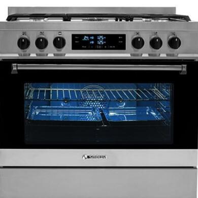 اجاق گاز اسنوا سری والنتینو مدل SGC5-6112N SNOWA Valentino series stove model SGC5-6112N