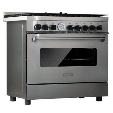 اجاق گاز اسنوا سری والنتینو مدل SGC5-6102N SNOWA Valentino series stove model SGC5-6102N