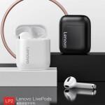 هدفون بلوتوثی لنوو مدل Livepods LP2 Lenovo Livepods LP2 Bluetooth Headphones