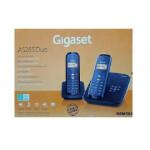 تلفن بی سیم گیگاست مدل AS285 DUO Gigast cordless phone model AS285 DUO