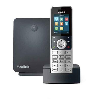 تلفن تحت شبکه یالینک مدل W53P Yalink W53P ip phone