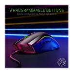 موس گیمینگ ریزر مدل Mamba Elite Razer gaming mouse model Mamba Elite