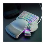 کی پد گیمینگ ریزر مدل TaRTARUS Pro Mercury Edition TaRTARUS Pro Mercury Edition Razer Gaming Keypad