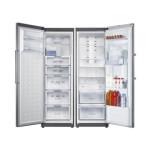 یخچال فریزر دوقلو اسنوا مدل S5-S6 0190SW SNOWA twin freezer model S5-S6 0190SW