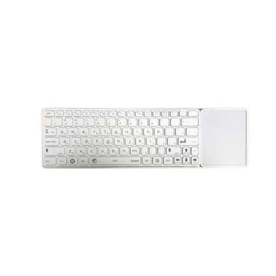 کیبورد بی سیم و مجهز به تاچ پد بیاند مدل FCR-6800 با حروف فارسی Beyond FCR-6800 Bluetooth TouchPad Keyboard With Persian Letters