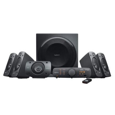اسپیکر سورراند لاجیتک مدل Z906 Logitech Z906 Surround Sound Speaker System