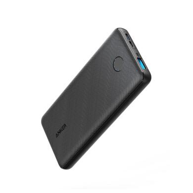 شارژر همراه انکر مدل PowerCore Slim A1229 ظرفیت 10000 میلی آمپر ساعت PowerCore Slim A1229 mobile charger with capacity of 10000 mAh