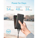 شارژر همراه انکر مدل PowerCore Essential A1281 ظرفیت 20000 میلی آمپر ساعت Anker PowerCore Essential A1281 20000mAh Power Bank