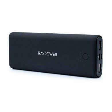 شارژر همراه راوپاور مدل RP-PB191 ظرفیت 20100 میلی آمپر ساعت Powerbank RP-PB191 20100