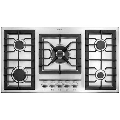 اجاق گاز کن استیل مدل 518S 518S stainless steel stove