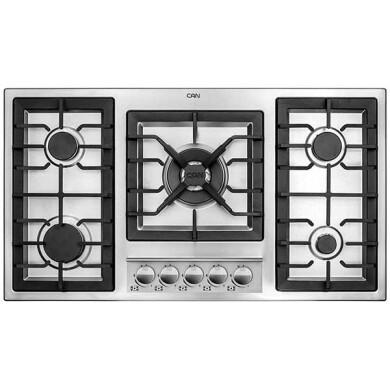 اجاق گاز کن استیل مدل 518SX 518SX stainless steel stove