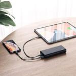 شارژر همراه آکی مدل PB-XD13 ظرفیت 20000 میلی آمپر ساعت Aki PB-XD13 mobile charger with a capacity of 20,000 mAh